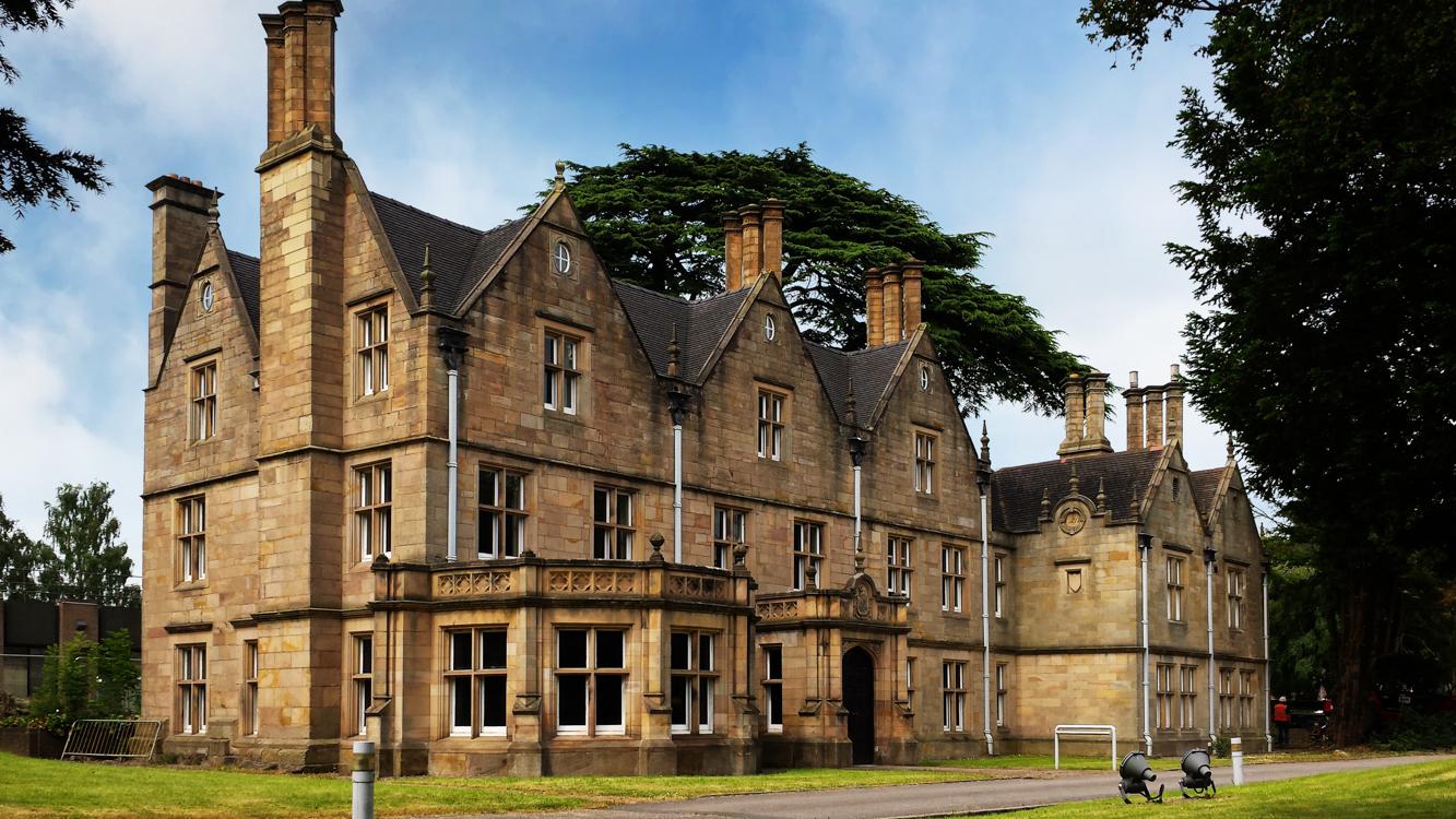 Duffield Hall