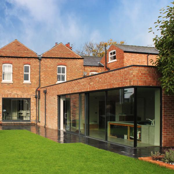 Gordon Lane home extension
