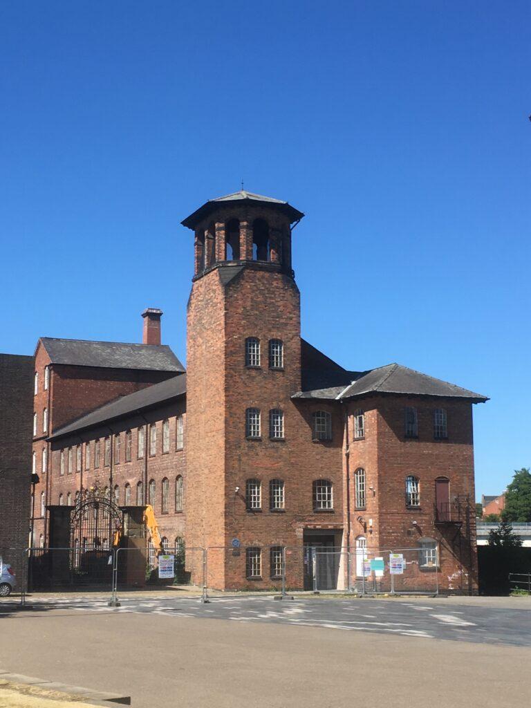 Silk Mill, Museum og Making, Derby