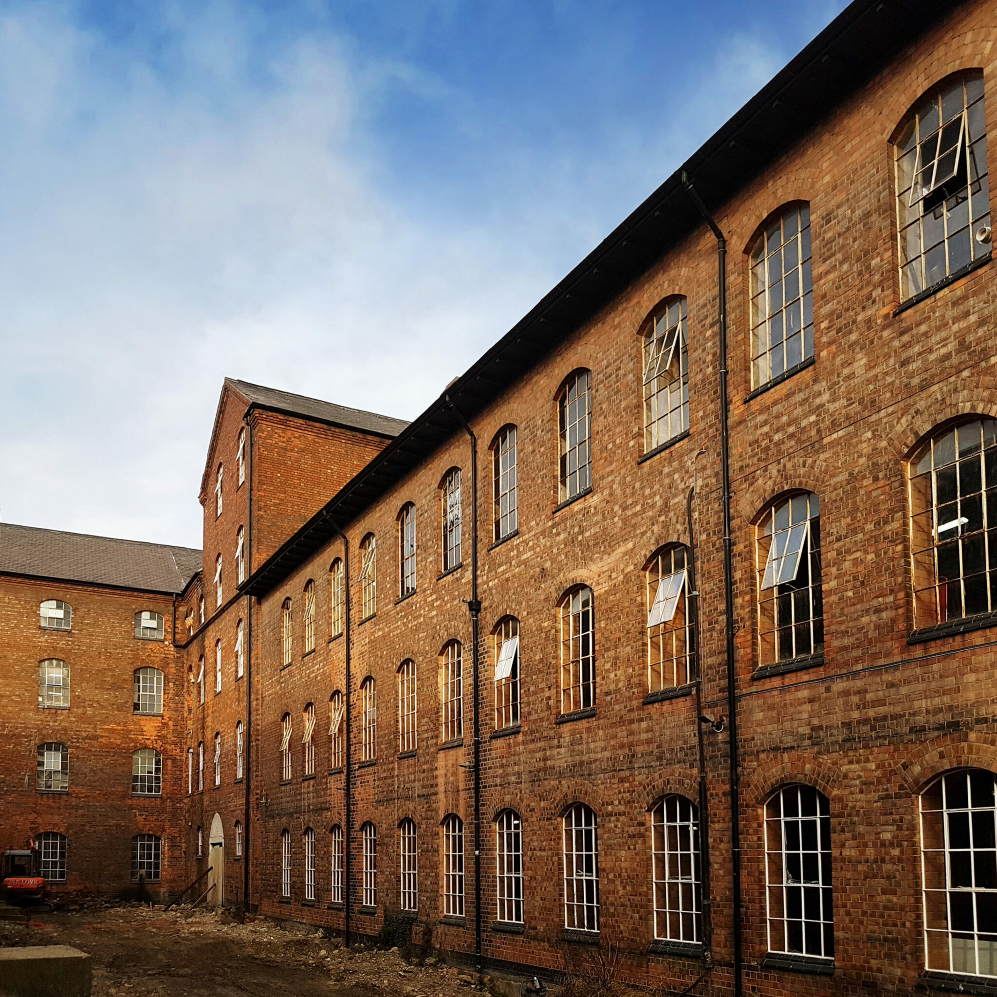 Silk Mill Museum of Making