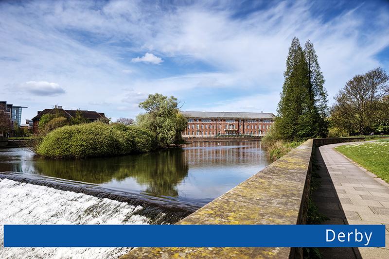 Derby River Derwent