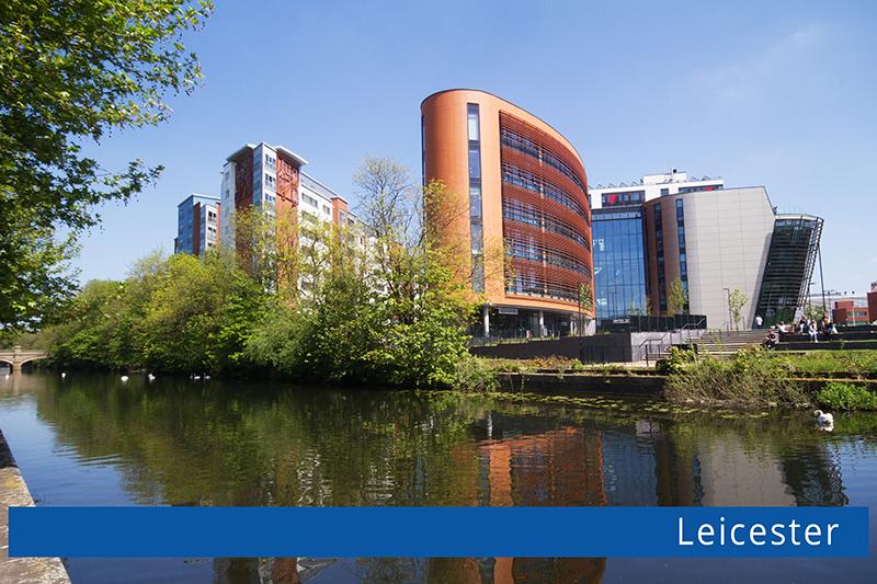 University Campus, Leicester